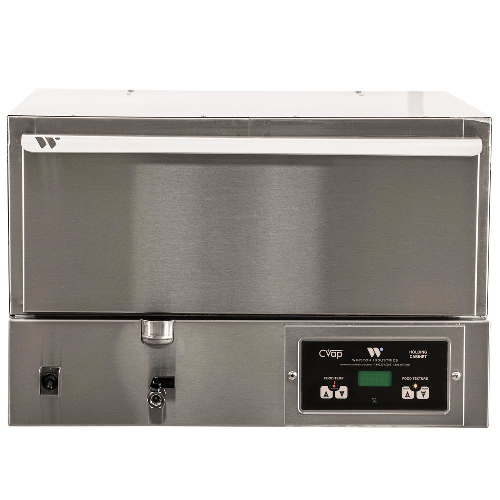 Winston Industries HBB5D1 CVAP Hold & Serve Single Drawer Warmer with Fan - 120V, 1572W