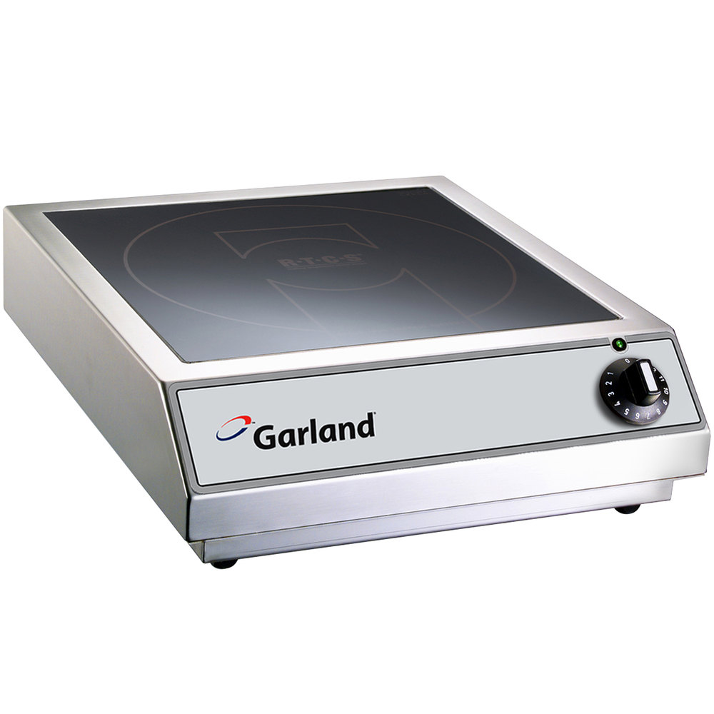 garland gi sh ba 5000 countertop induction range 208v 3 phase 5 kw. Black Bedroom Furniture Sets. Home Design Ideas