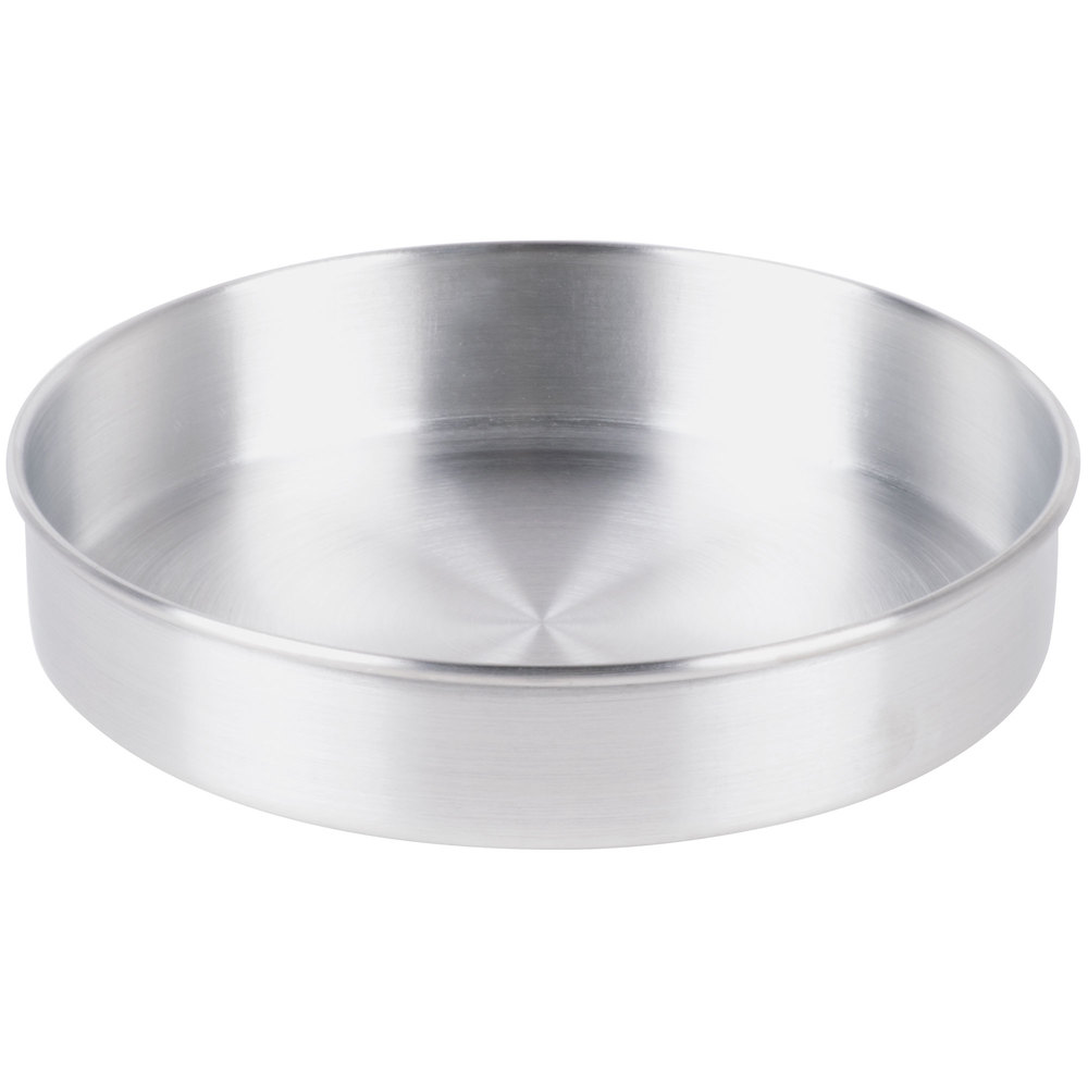 9 Quot X 2 Quot Round Aluminum Straight Sided Cake Deep Dish