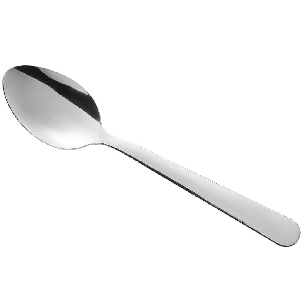 Details about  /Meridian Stainless Steel Dansk 1 Oval Soup Place Spoon Blunt Tip Sleek MOD 18//10