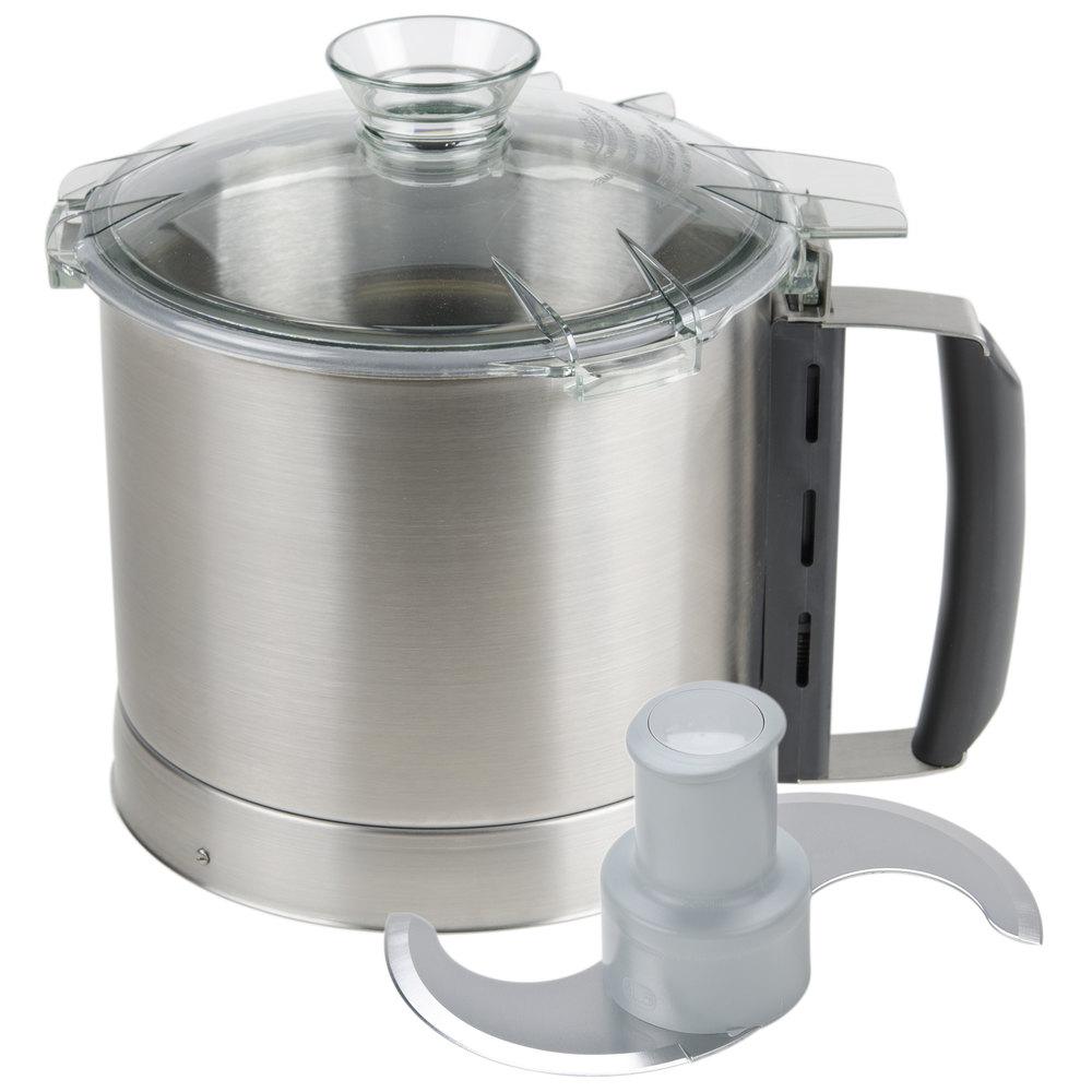 Robot coupe 27342 cutter bowl kit - Robot soupe chauffant ...
