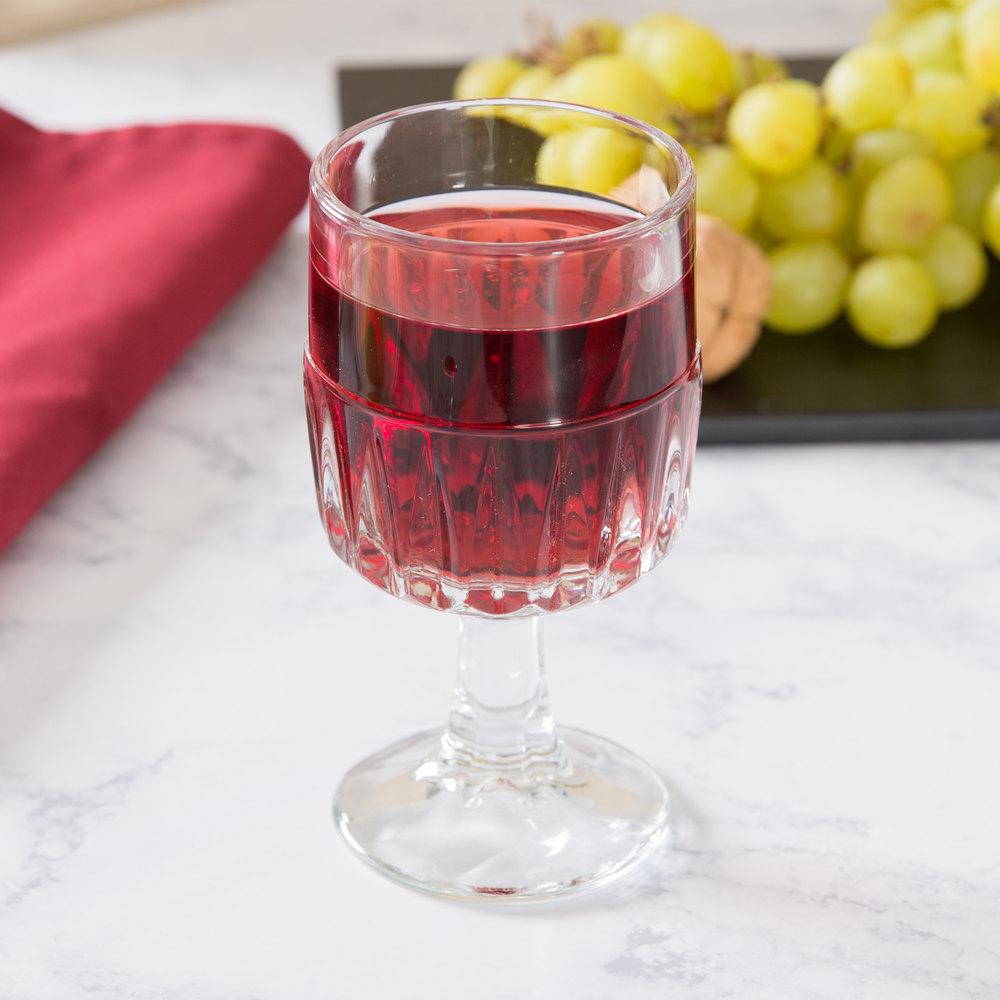 Libbey 15463 Winchester 6.5 oz. Wine Glass - 36/Case