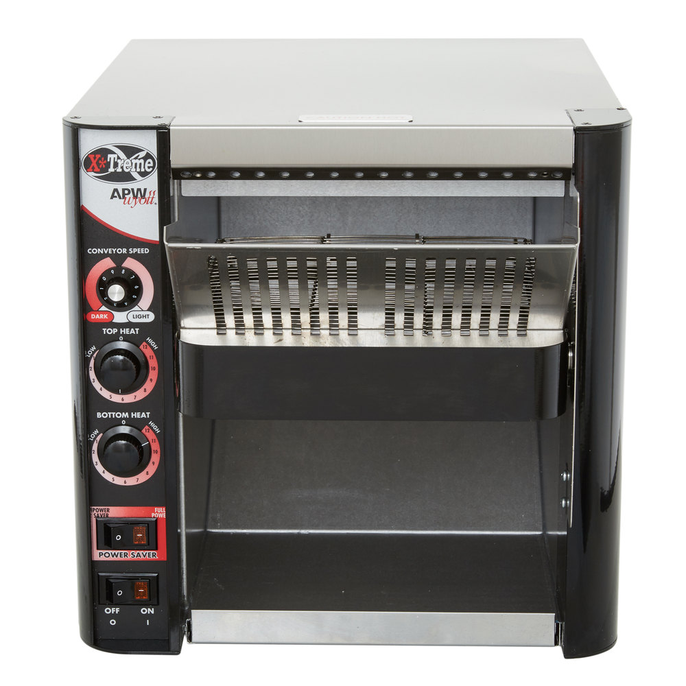 Apw Wyott Xtrm 2h 10 Quot Wide Conveyor Toaster With 3