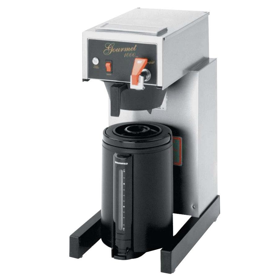 bloomfield coffee machine