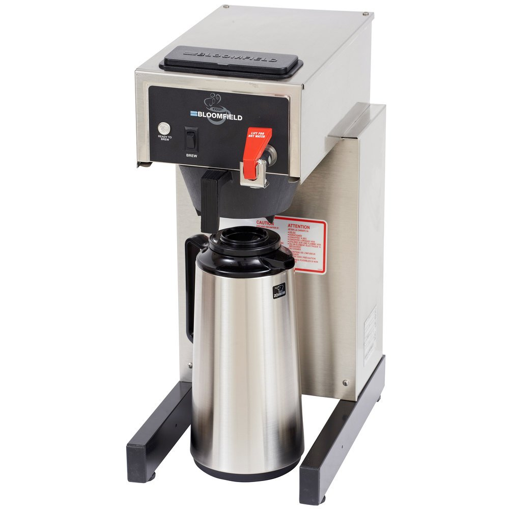bloomfield 8788af gourmet automatic airpot coffee brewer - Coffee Brewer