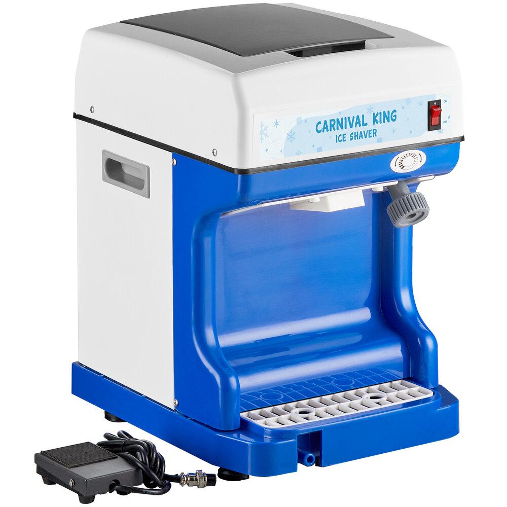 Carnival King ICS250 Ice Shaver - 120V, 1/3 HP