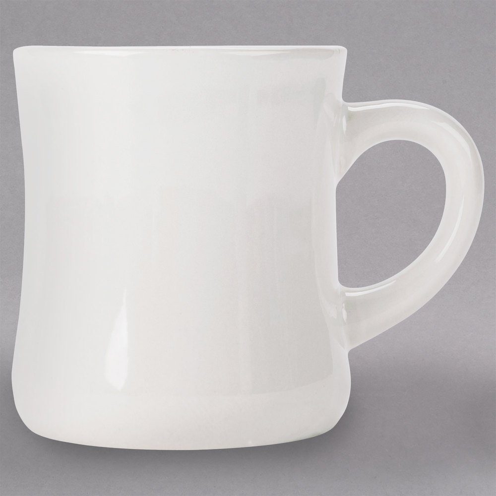 12 WhiteVictor China OzIvoryamerican 12pack Choice Mug Coffee 2IWHED9