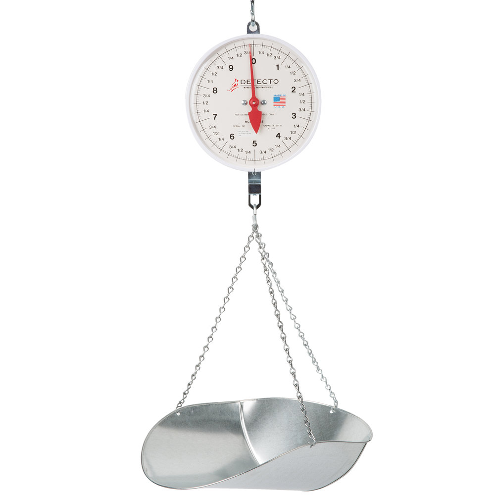 Hanging Scoop Scale. Main Picture ...