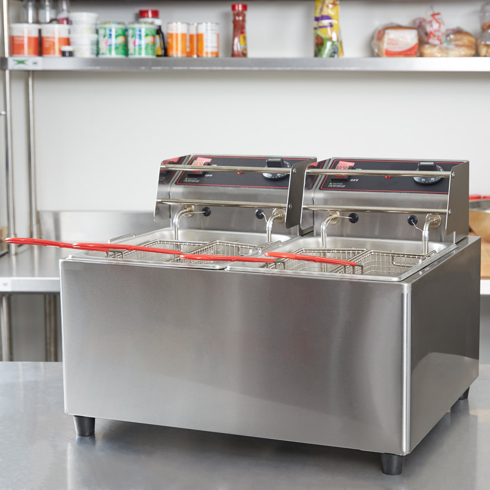 Cecilware El2x25 Stainless Steel Electric Commercial