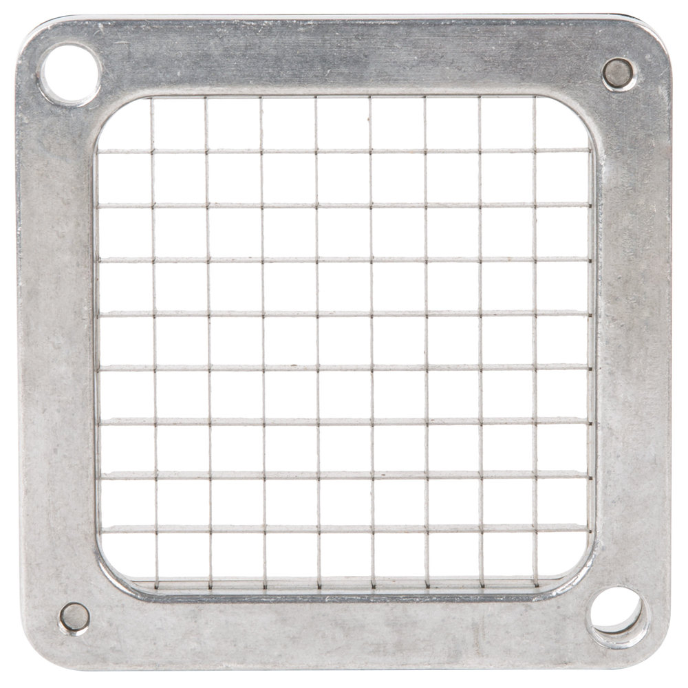 "Nemco 55424-2 3/8"" Square Cut Blade and Holder Assembly for 55500 Easy Chopper and 55450 Easy FryKutter"