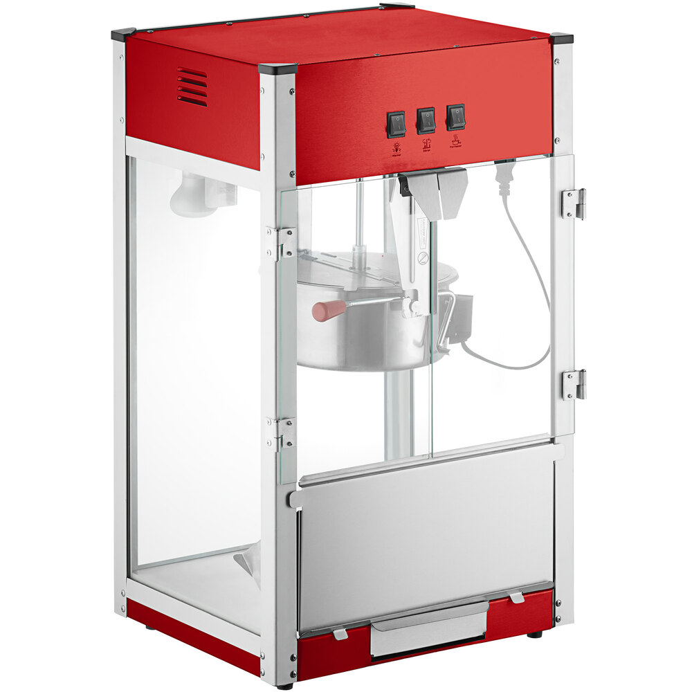 Carnival King PM1360 12 oz. Commercial Popcorn Machine / Popper - 120V, 1360W