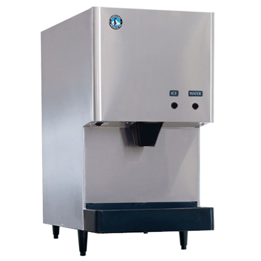 Hoshizaki DCM-270BAH Countertop Ice Maker and Water Dispenser - 8.8 lb ...
