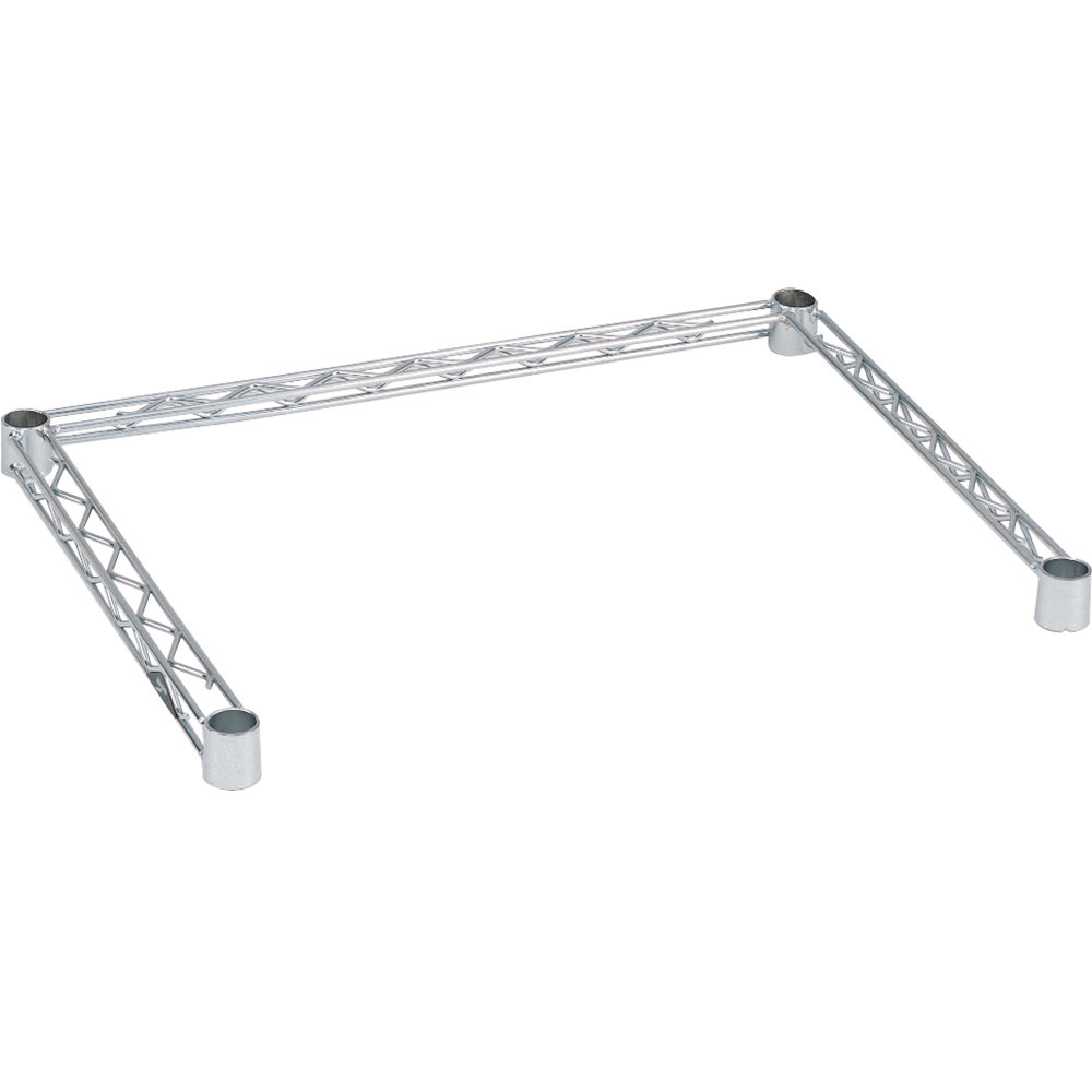 "Metro SF57N3C Super Erecta Three-Sided Double Snake Frame 24"" x 72"""