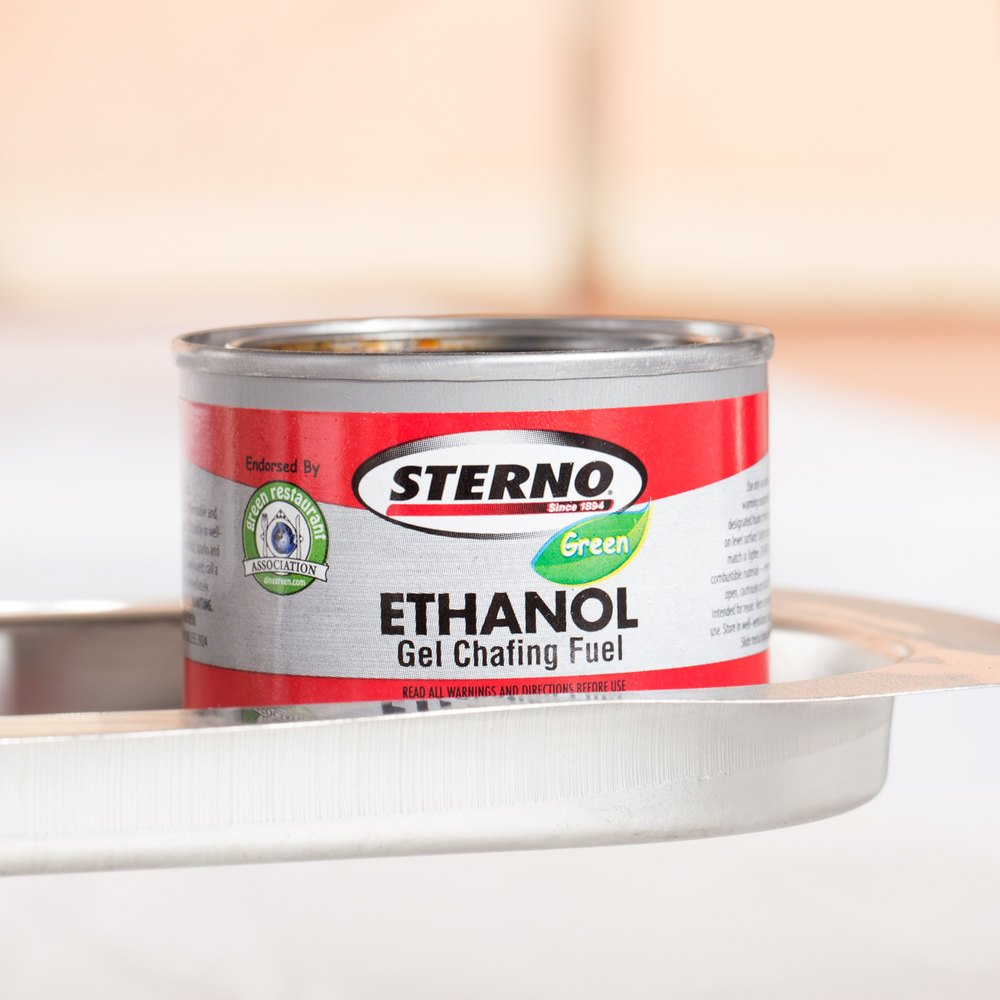 how to make sterno gel