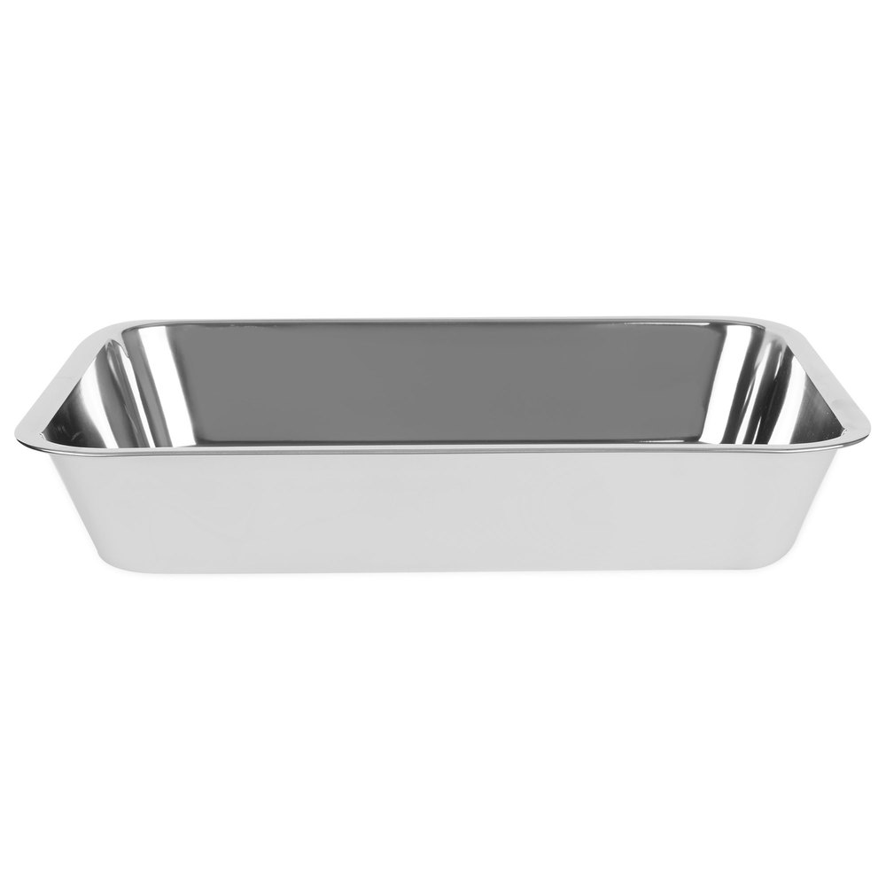 Stainless Steel Bake And Roast Pan 16 3 8 Quot X 12 5 8 Quot X 2