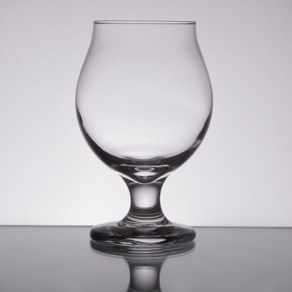 Libbey 3807 13 Oz Belgian Beer Glass 12 Case