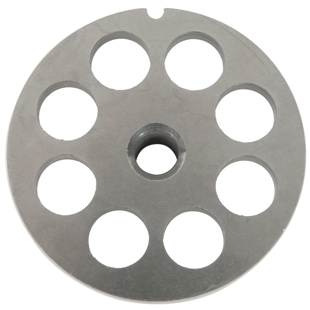 "Globe CP14-12 9/16"" Chopper Plate for #12 Meat Grinder Assemblies"