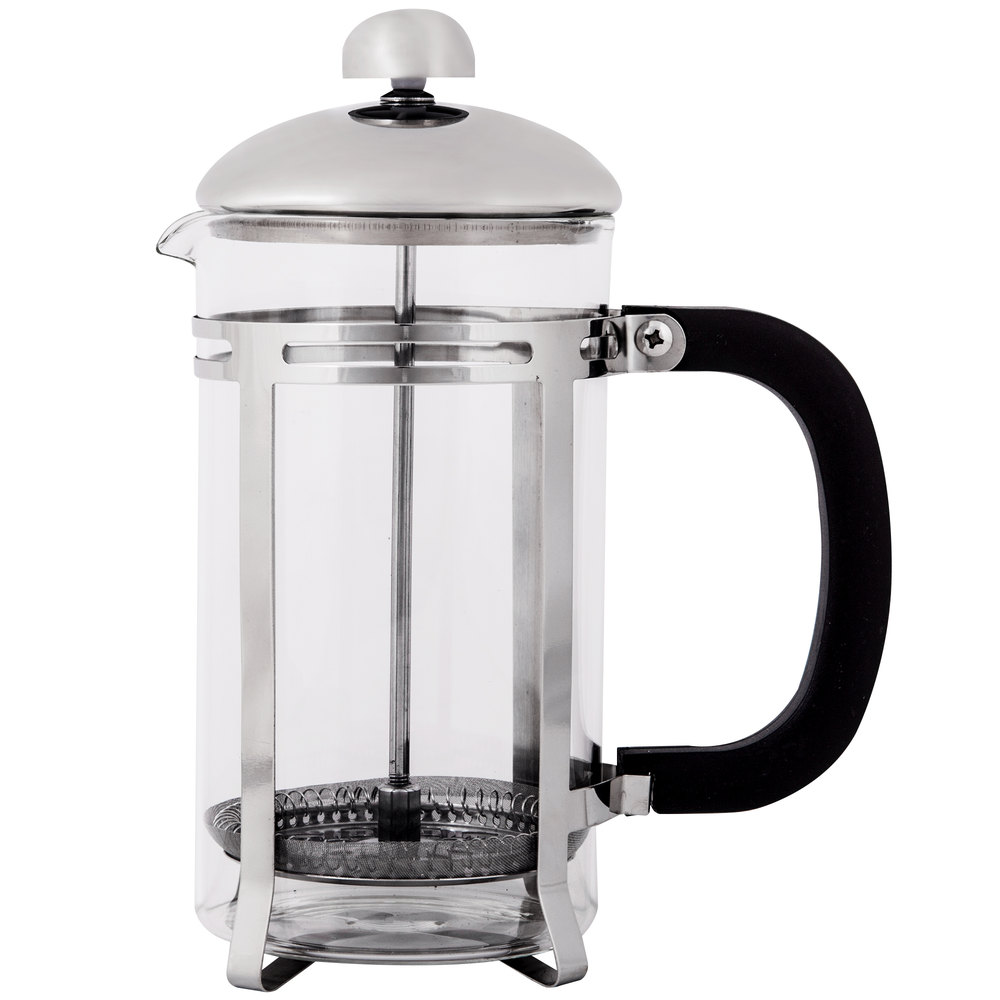 20 oz glass stainless steel coffee press french. Black Bedroom Furniture Sets. Home Design Ideas