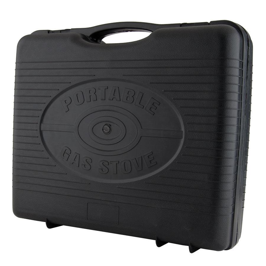 Countertop Butane Burner : Burner Butane Countertop Range / Portable Stove with Brass Burner