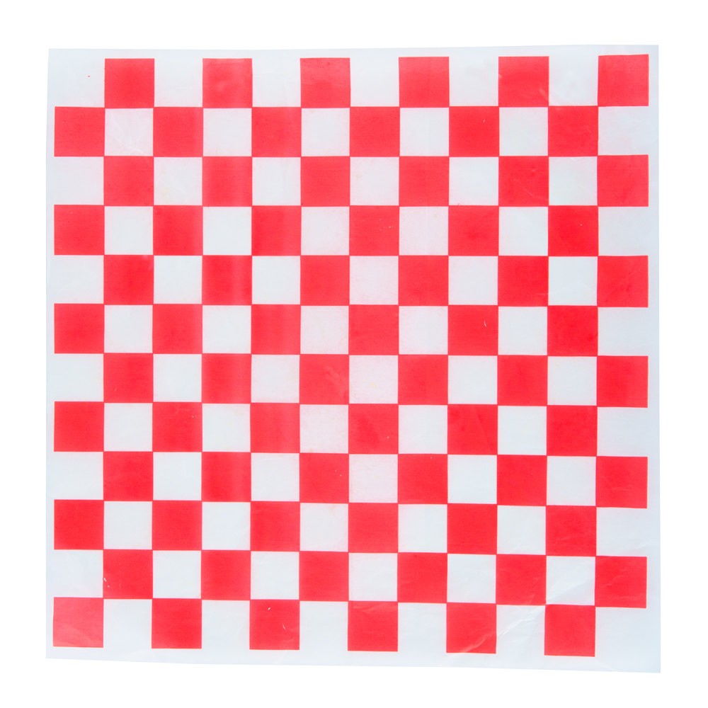 Checkered Wrapping Paper Wrap Paper 4000 / Case