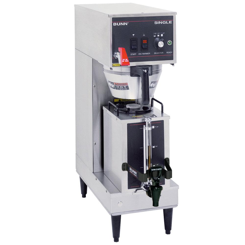 Bunn 230500010 Single Brewer With Portable Server 120 208v 3800w Model Bx Wiring Diagram
