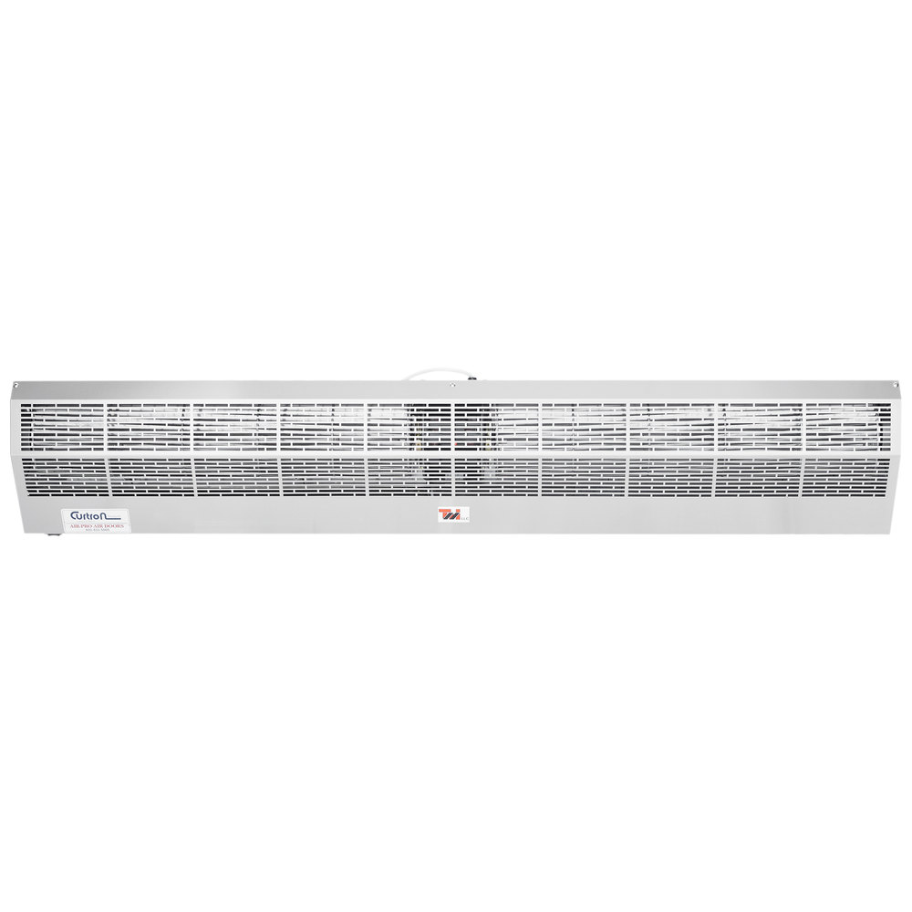 "Curtron AP-2-60-1-SS Air Pro Air Curtain Insect Door 60"" - 120V"
