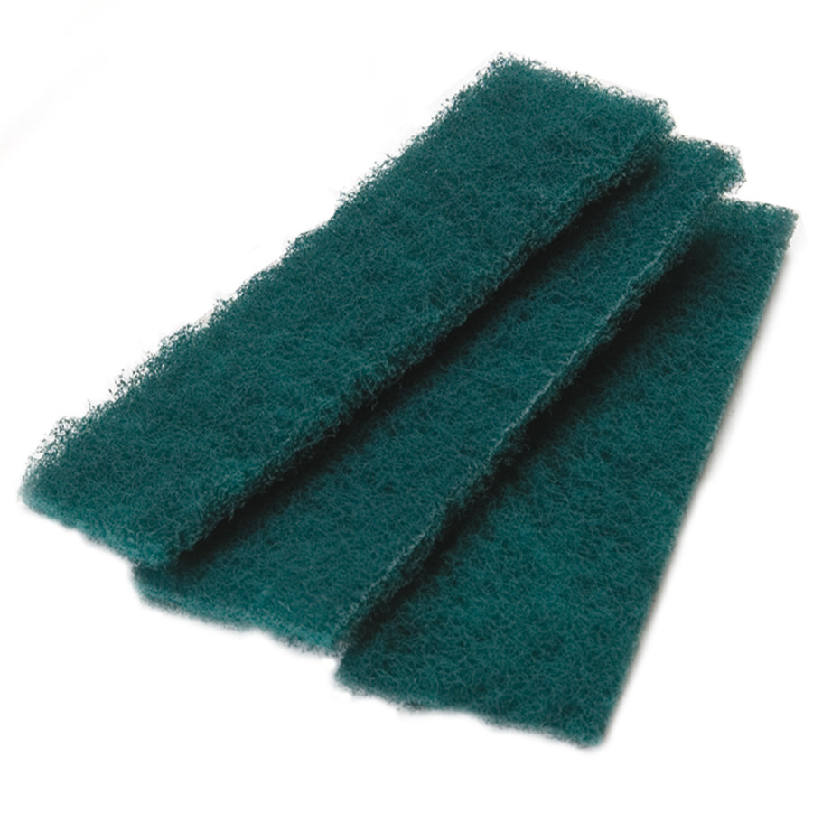 Carlisle 4072908 Easy Slicer Cleaning Tool Scrub Pad 60 / Case - 60/Case