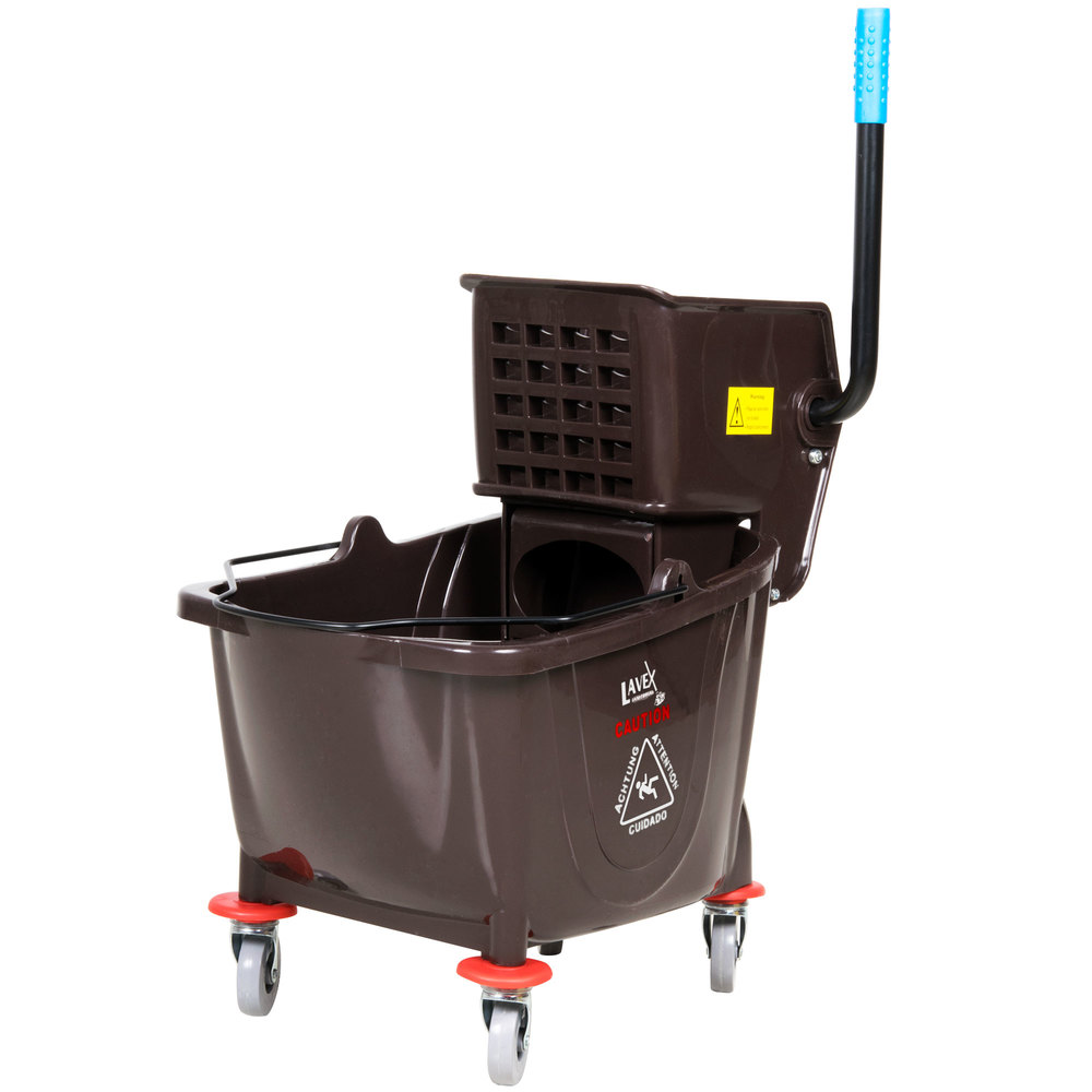 Winco mop bucket wedge tool box