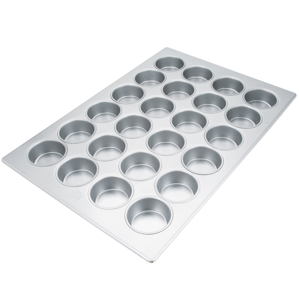 Extra Large Muffin Pan Wilton 2109 6825 Recipe Right Non