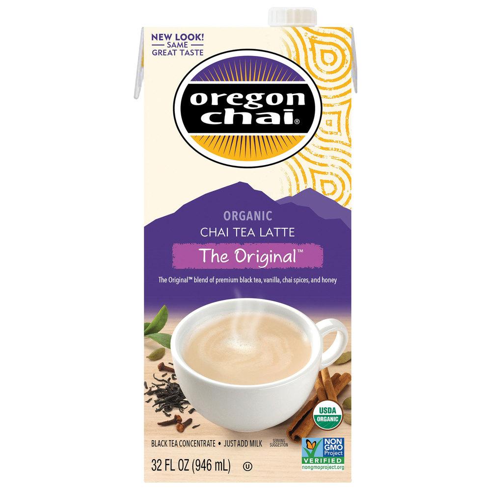 oregon chai original oregon chai tea latte concentrate 32 oz. Black Bedroom Furniture Sets. Home Design Ideas