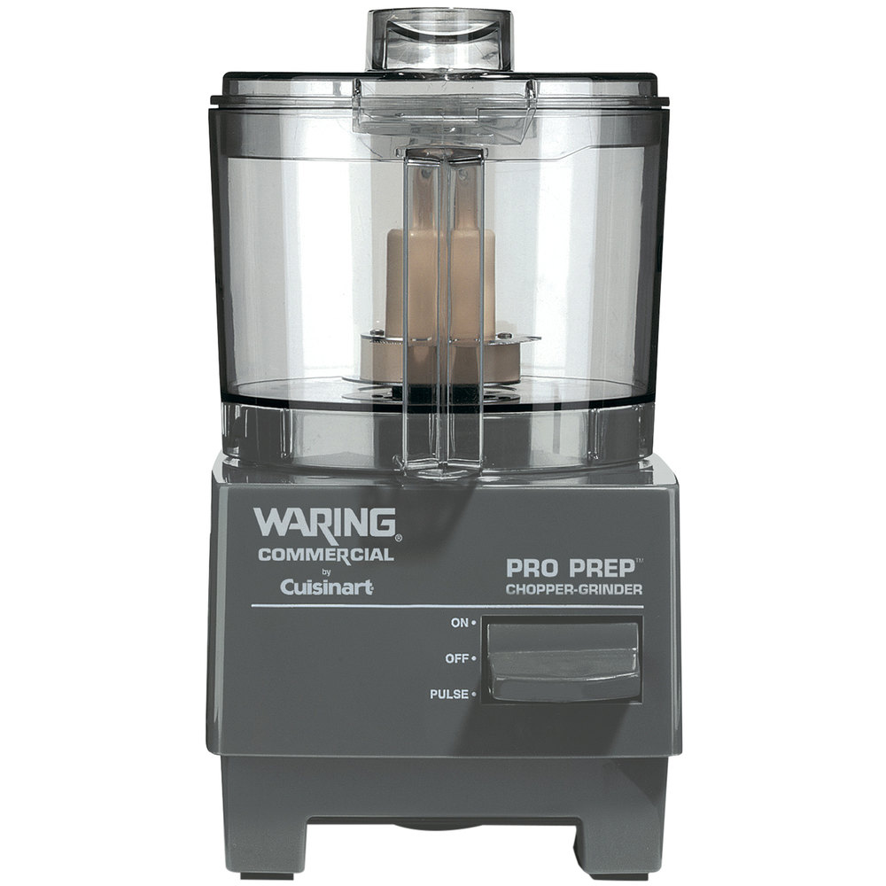 Industrial Food Products : Waring wcg pro prep commercial chopper grinder with