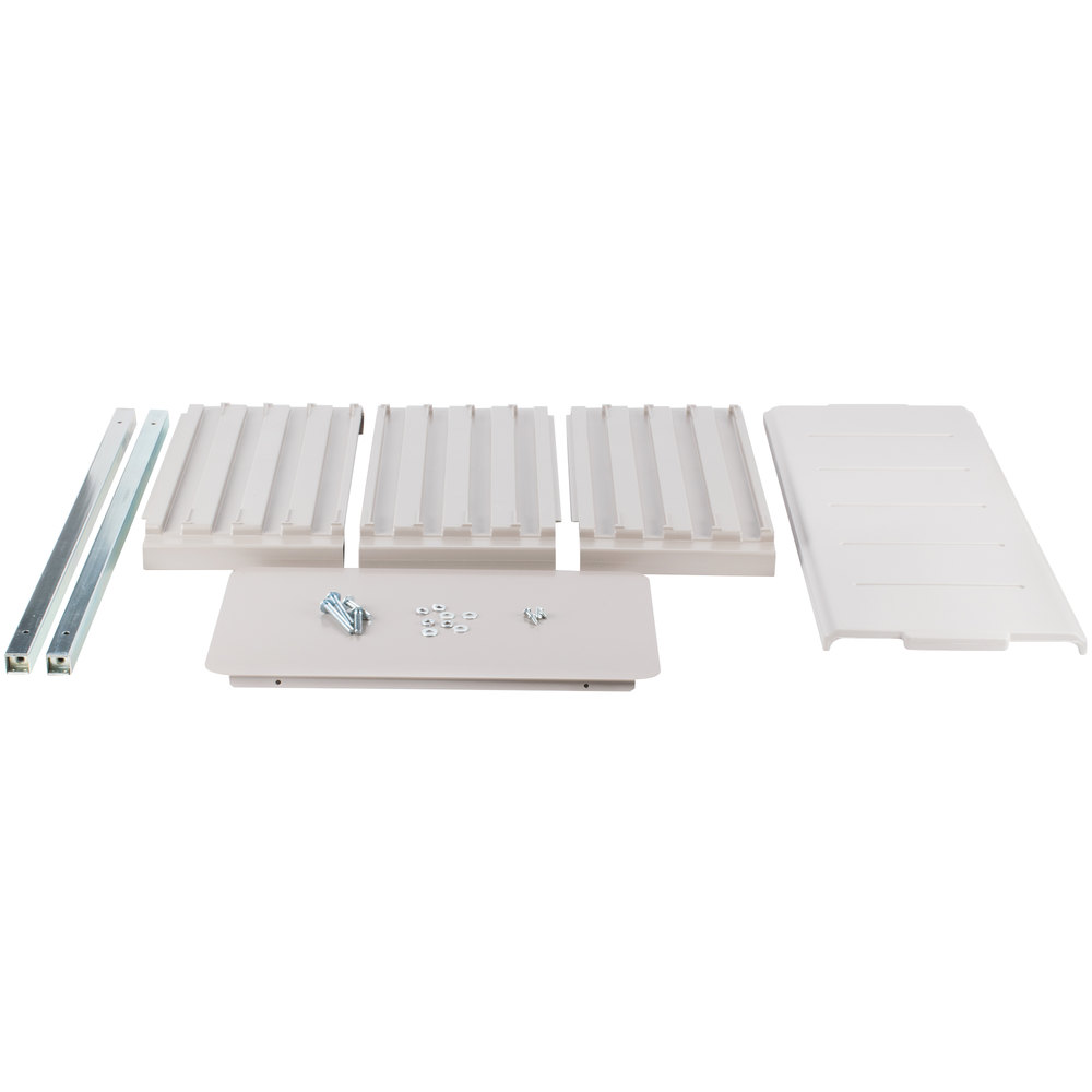 Metro LXHK3-SSK Side Storage Kit for Standard Height Lodgix Carts