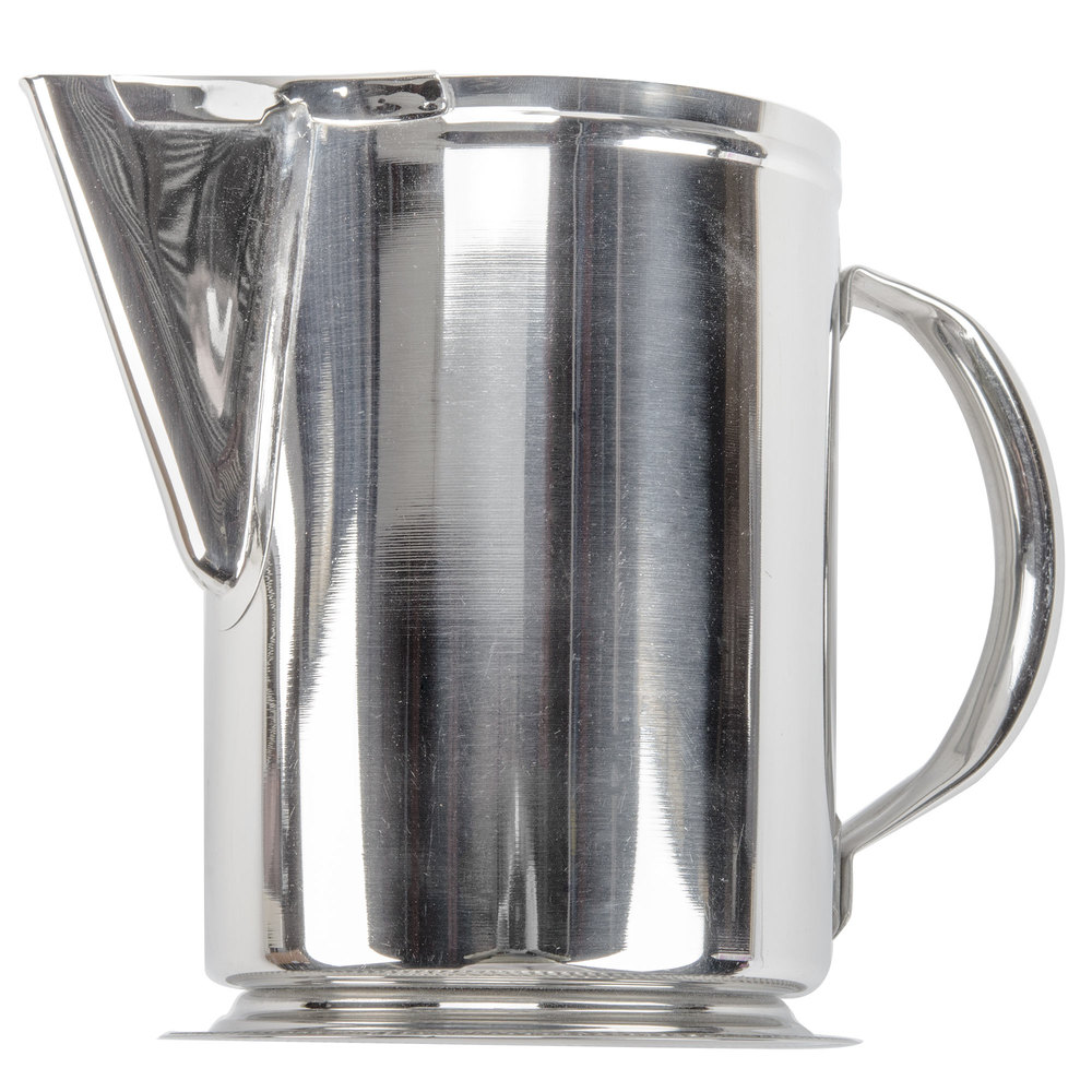 qt stainless steel water pitcher - main picture