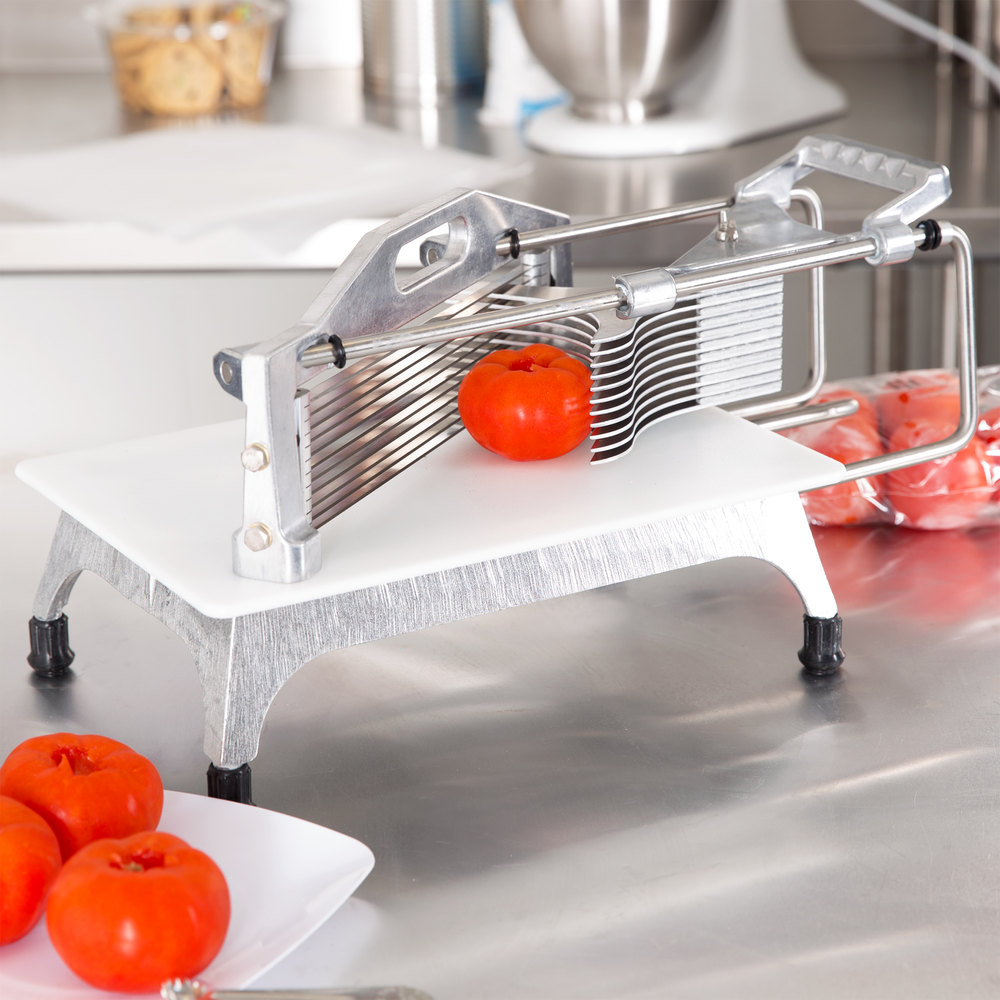 "Vollrath 0644N Redco Tomato Pro 1/4"" Tomato Slicer with Straight Blades"