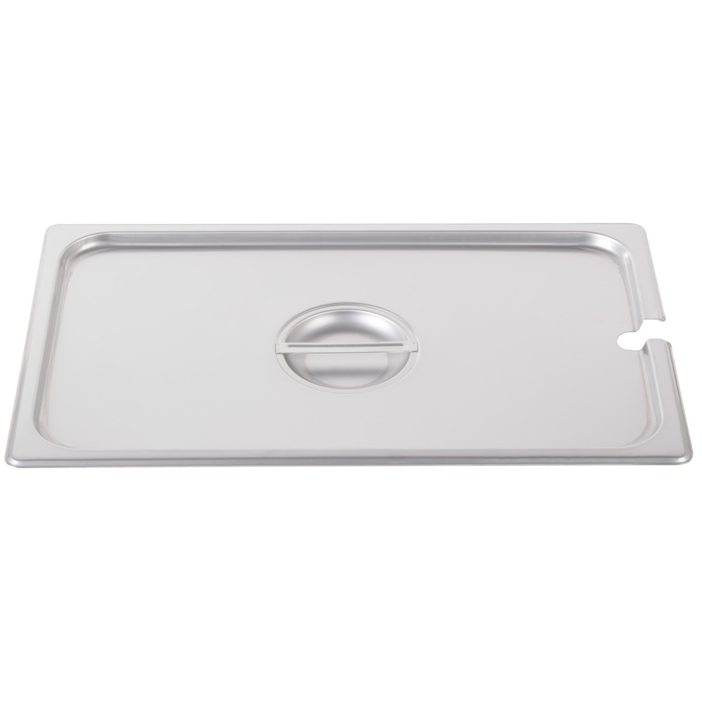 Full Size Slotted Steam Table / Hotel Pan Cover
