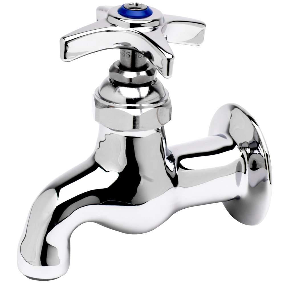 T Amp S B 0700 Single Sink Faucet With 1 2 Quot Npt Female Inlet