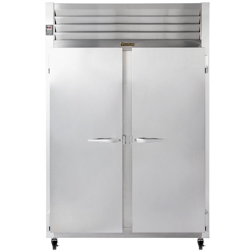 Traulsen G22010 52 U0026quot  G Series Solid Door Reach In Freezer