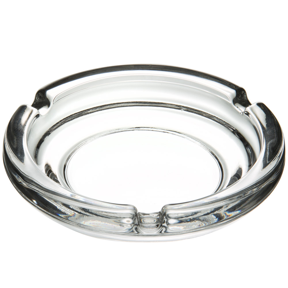 Libbey 5156 4 1 4 Quot Round Ashtray 48 Case