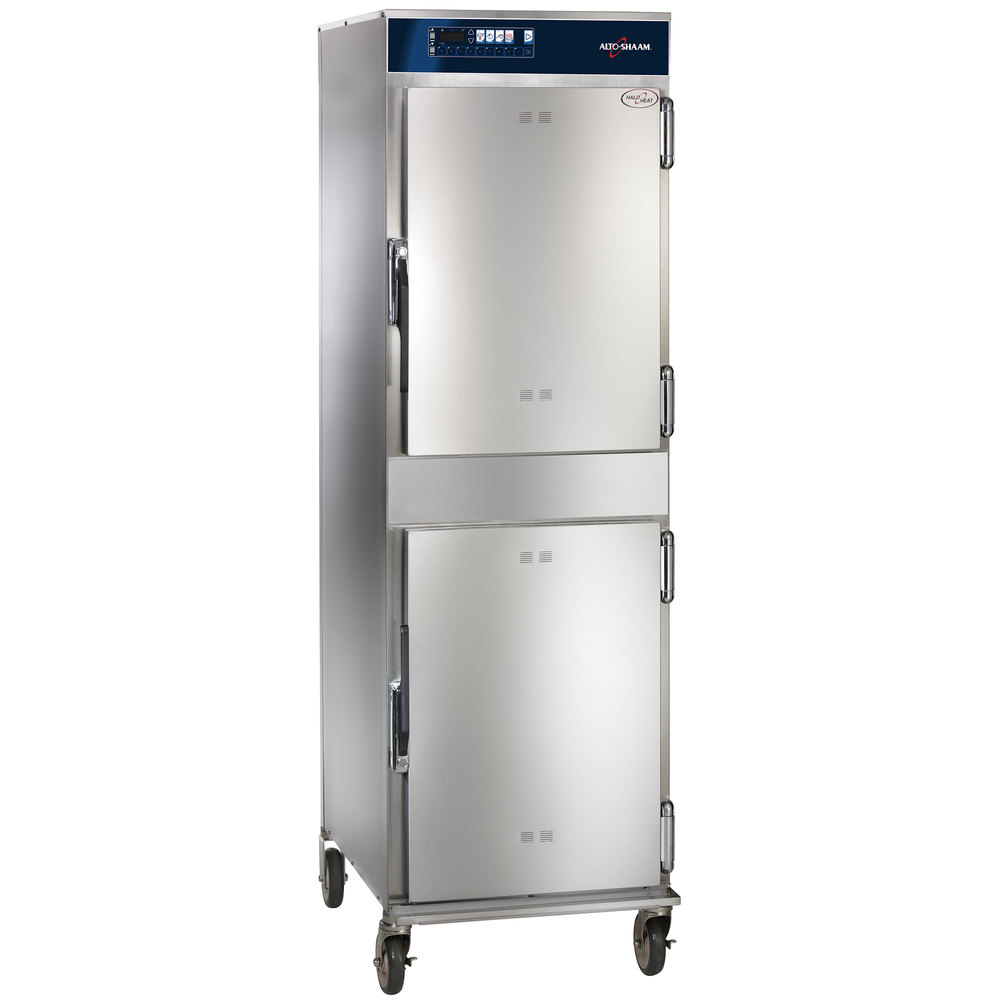 Alto-Shaam 1200-TH/III Full Height Cook and Hold Oven with Deluxe Controls - 208/240V, 6100/8000W