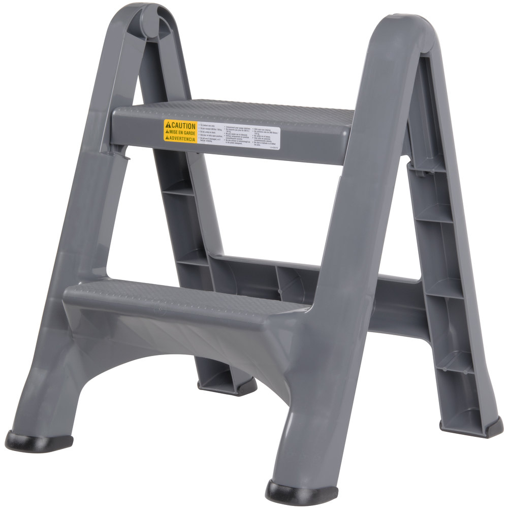 Rubbermaid 420903 Two Step Step Stool Fg420903cylnd