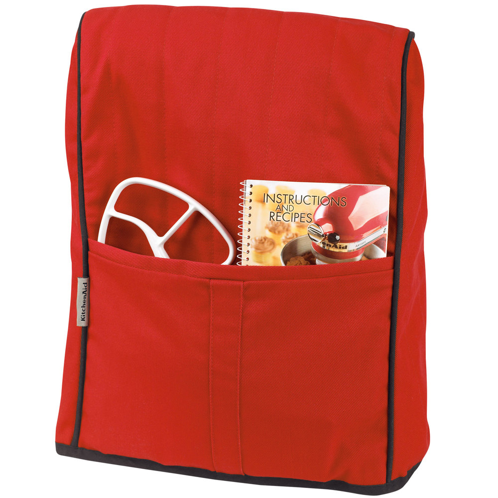 KitchenAid KMCC1ER Empire Red Quilted Cover For KitchenAid