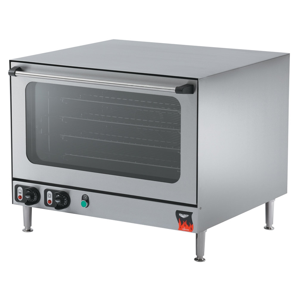 Vollrath Countertop Convection Oven : Vollrath 40702 Cayenne Full Size Countertop Convection Oven - 230V