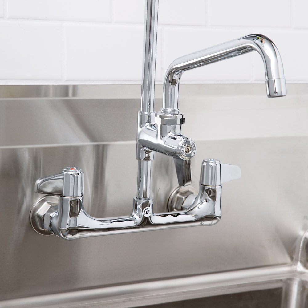 Equip By T S 5afl08 8 Add On Faucet For Pre Rinse Units Ada Compliant