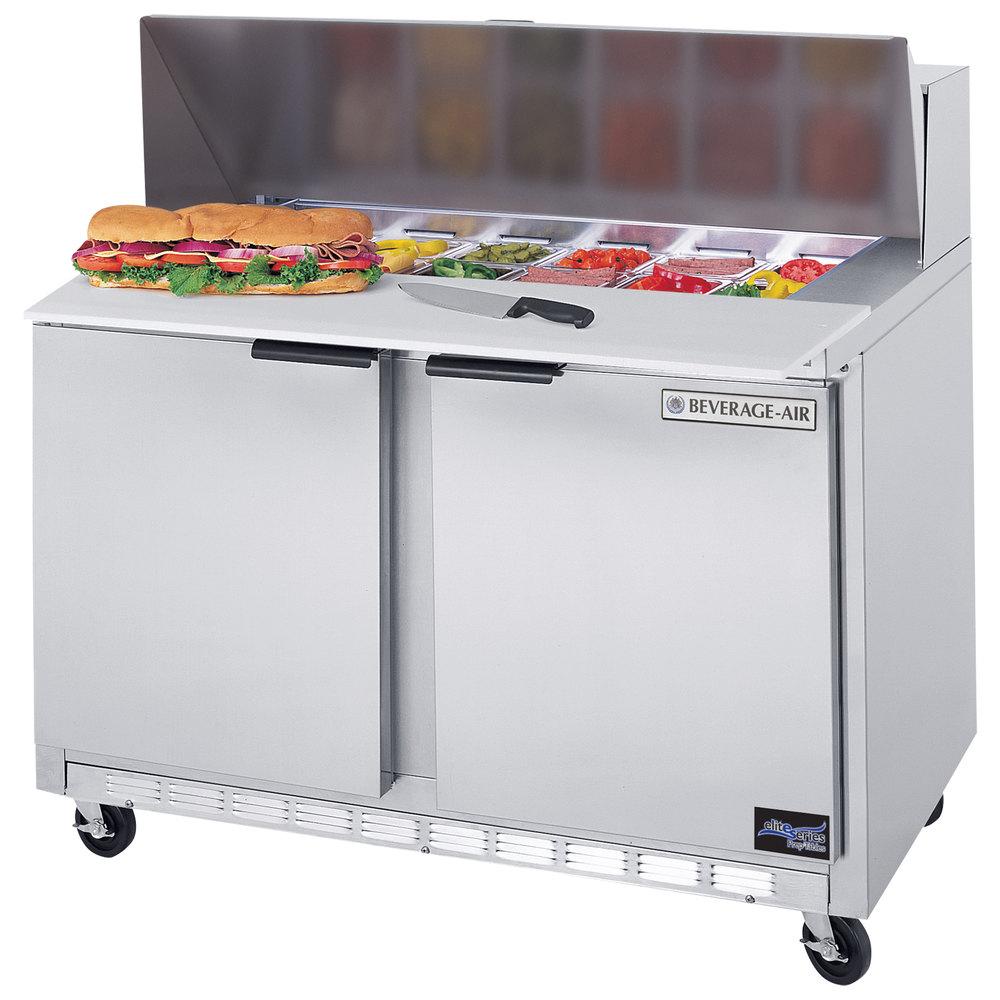 Beverage Air Spe48 12 Elite Series 48 Quot 2 Door Refrigerated