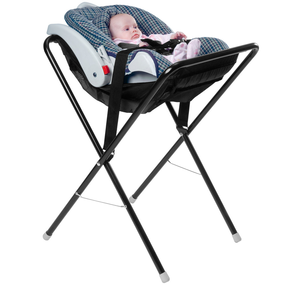 Koala Kare KB115-02 Infant Seat Kradle - Black