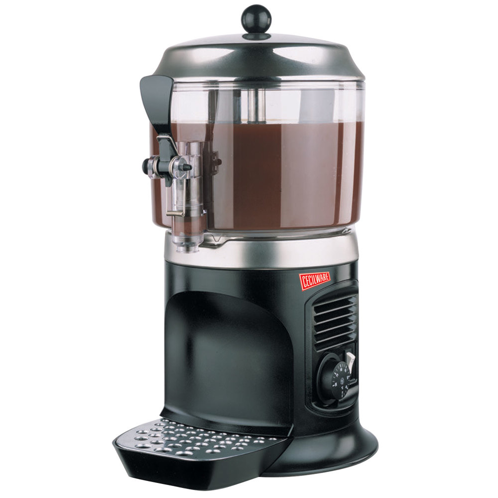 Cecilware Choco 1 Delice Countertop Hot Chocolate