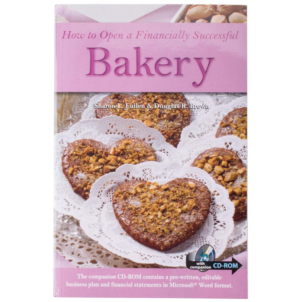 Specialty Baker Business Plan Sample - LivePlan