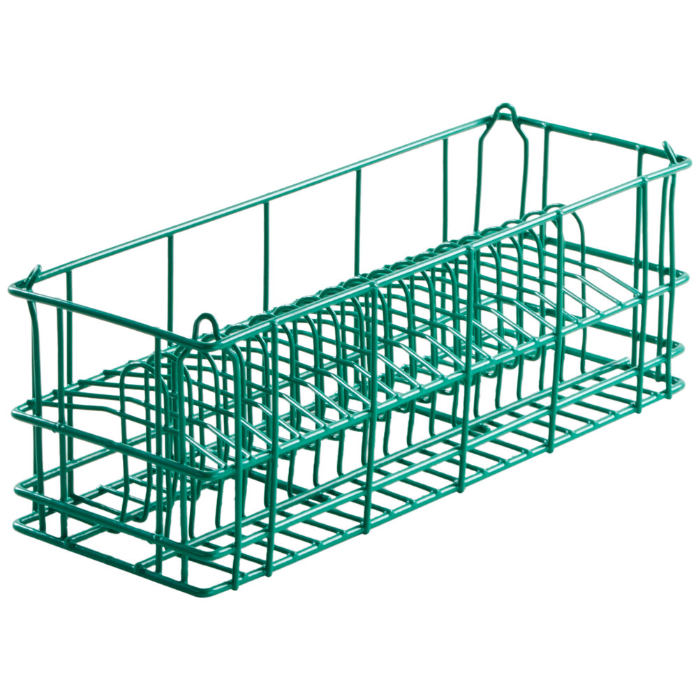 "24 Compartment Catering Plate Rack for Plates up to 5 1/2"" - Wash, Store, Transport"
