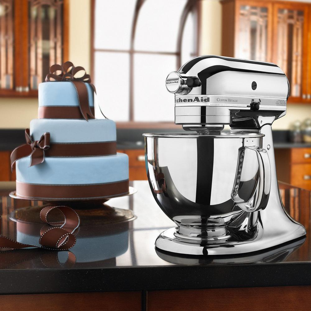 Kitchenaid Countertop Mixer
