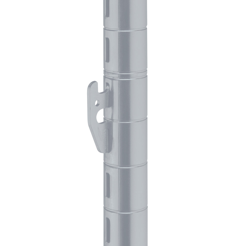 Metro 63UPQ qwikSLOT Super Erecta Brite Mobile Post - 62""